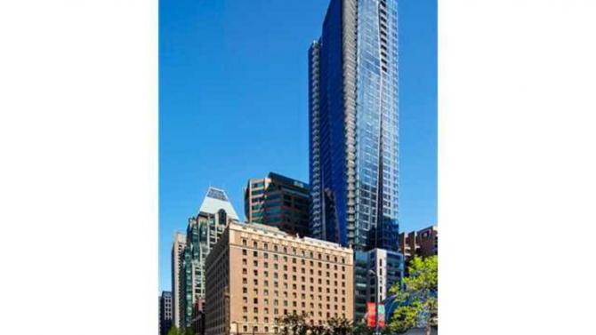 1602 - 667 Howe Street, Downtown VW, Vancouver West