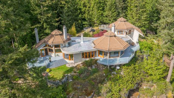 2388 Gambier Road, Gambier Island, Islands-Van. & Gulf