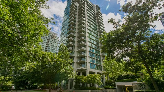 2101 - 1680 Bayshore Drive, Coal Harbour, Vancouver West
