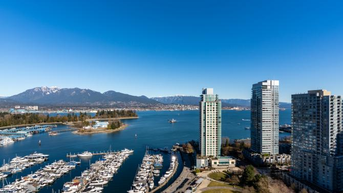 2502 - 588 Broughton Street, Coal Harbour, Vancouver West