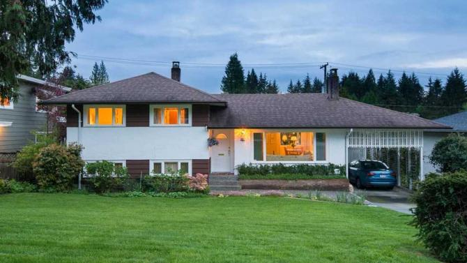 933 Canyon Boulevard, Canyon Heights NV, North Vancouver