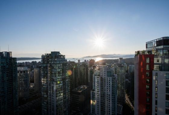 3904 - 1189 Melville Street, Coal Harbour, Vancouver West