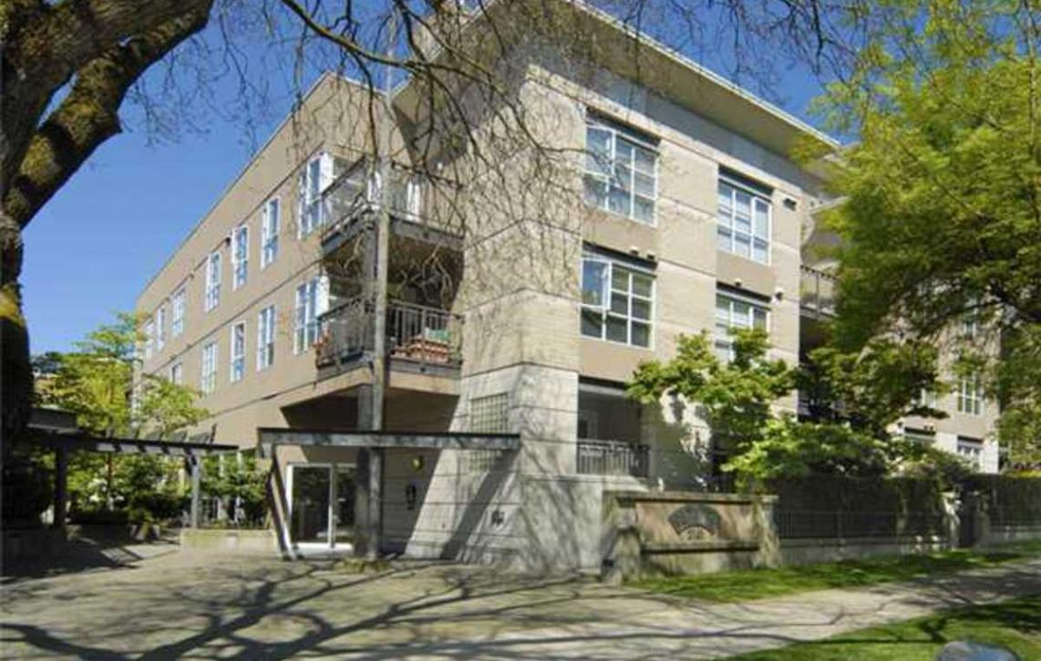 201 - 2161 West 12th, Kitsilano, Vancouver West