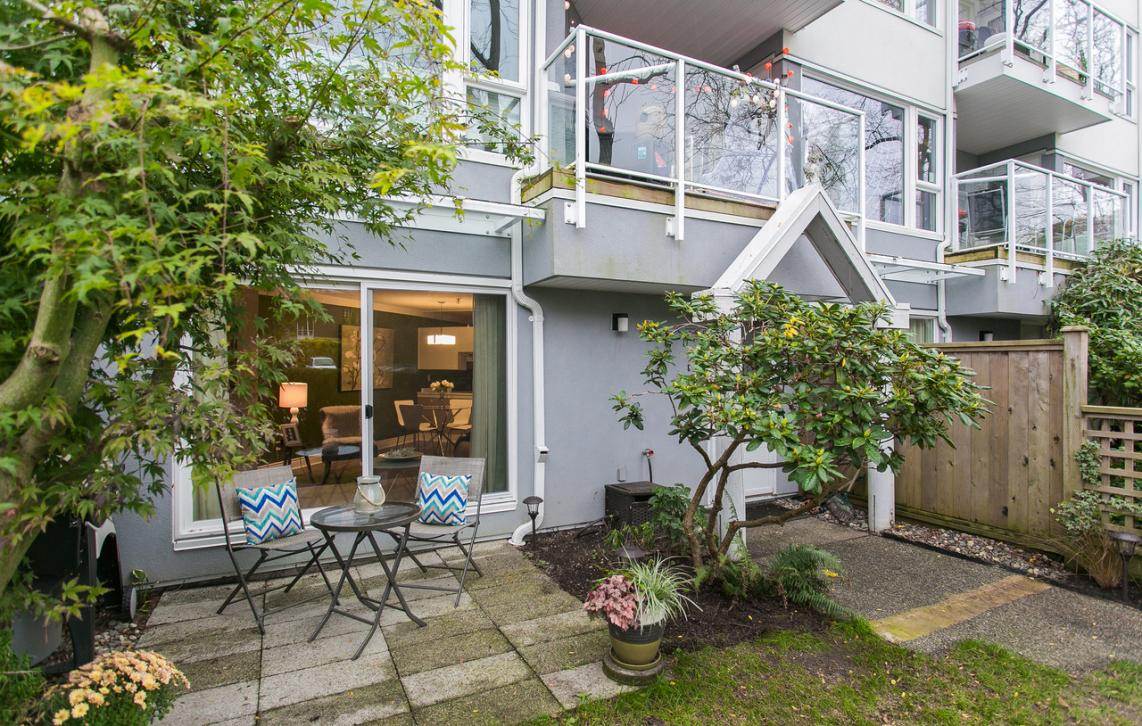 111 - 2020 West 8th Avenue, Kitsilano, Vancouver West